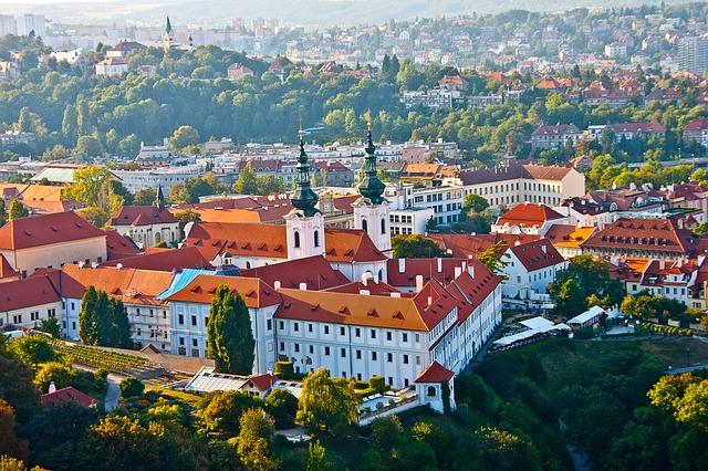 krásné stavby v naší zemi