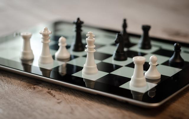 online šachy