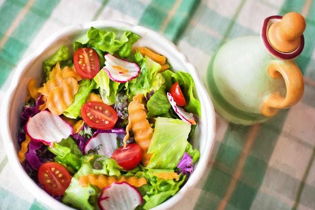 během diety nemusíte jíst jen zeleninové saláty
